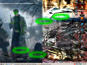 Mysterons desktop by IrkanWarrior5
