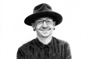Chester Bennington - Linkin Park by SophiaLiNkInFaN93