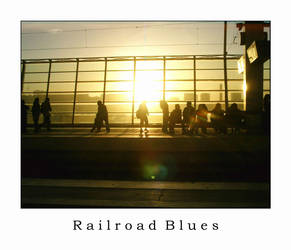 Railroad Blues I by insideabubble