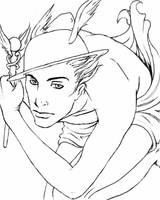 Hermes by nastenka