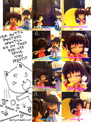 Full Moon Wo Sagashite: Nendoroid Story by Chiibi