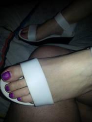 samoan pink toes by kiwisoles