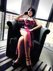 Ada Wong Cosplay 2 by AliceNero