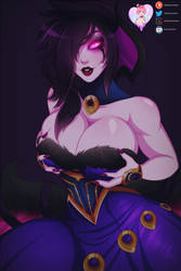Morgana by LawZilla
