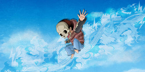 El salto by jorge-gonzalez