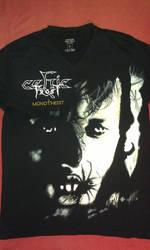 Celtic Frost Monotheist T-shirt by bengo-matus
