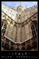 Milan - Duomo 2 by dark-spider