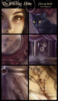 The Witching Hour - Close-up by dark-spider