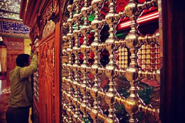 Komail  bin Ziyad by HOOREIN