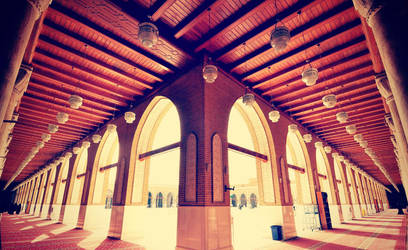 Great Mosque of Kufa by HOOREIN