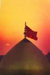 Sun of Karbala by HOOREIN