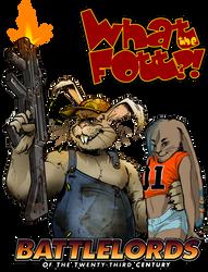 What The Fott? comic.bl23c.com by Battlelords