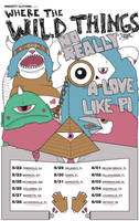 WHERE THE WILD THINGS TOUR by Tokyo-Explosion
