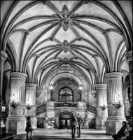 City Hall Hamburg III by calimer00