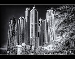 Dubai Marina 3 by calimer00