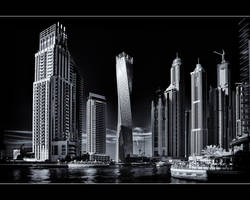 Dubai Marina 5 by calimer00