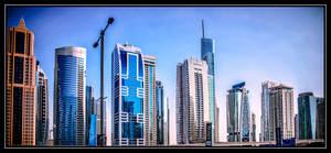 Dubai Marina 11 by calimer00