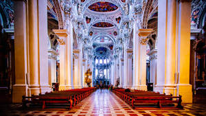 The Baroque Cathedral 1 by calimer00