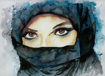 Arabic Dream by Psylotin
