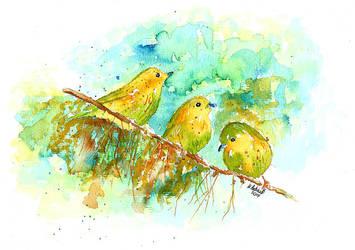 Trio by Psylotin