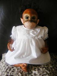 Ruby My Baby Orangutan by Fairykist