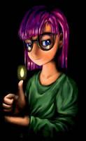 Chrono Trigger - Fire Magic by MiyaYoshi