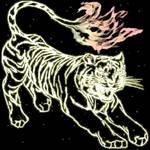 Ethereal Tiger by MiyaYoshi
