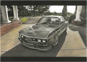 BMW E9 2800CS by 2fast-2catch