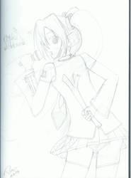 Backside Miku GO GO by Pasu2k