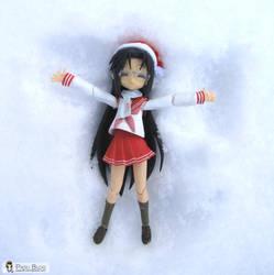 Snow Angel by Pasu2k
