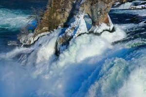 Rhine Falls by ErwinStreit