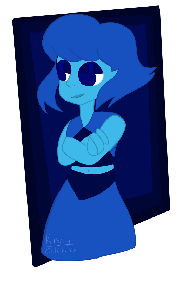 We all need a little Lapis in our lives