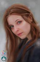 Katharine by Goran-Alena