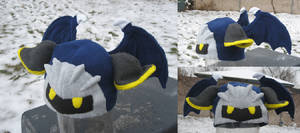Meta Knight Hat by clearkid