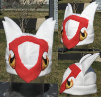 Latias Hat by clearkid