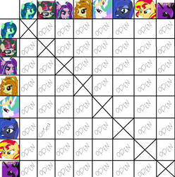 Breed Sheet *OPEN* 5:points: by Crystal23dragon