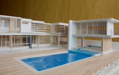 Tropical House Model - Back 1 by bm23