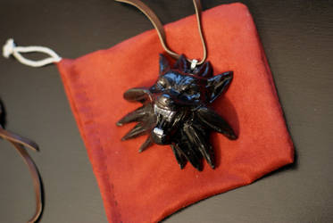 Witcher Pendant by chrono1984