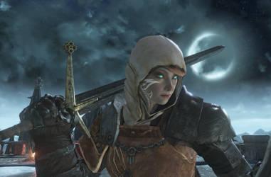 Dark Souls 3 by sircowdog