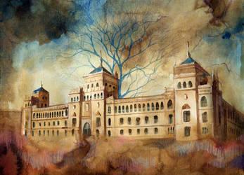 Winner of Argaya Illustration Contest by e-d-u-r-n-e