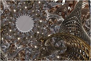 Steel Sun by rosshilbert