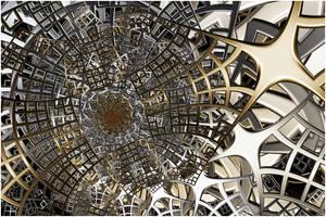 Inner Framework II by rosshilbert