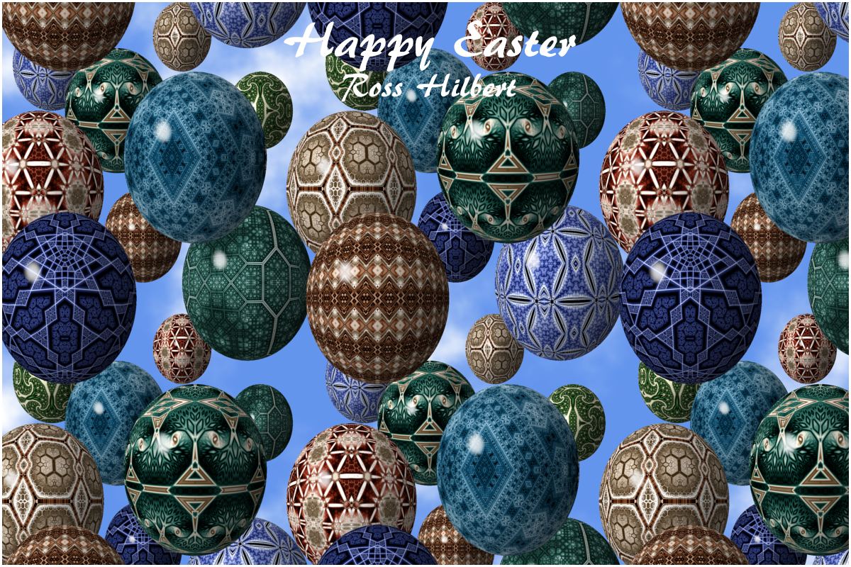 Happy Easter! by rosshilbert