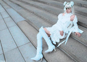 white doll by Schattenspiele