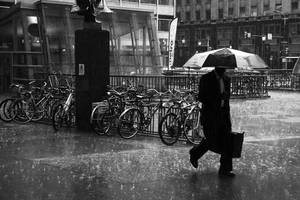 Rain at 5 o'clock by FallStand