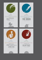 flyers -film festival by cipgraph