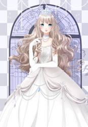White Queen by Kisuuu3