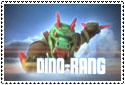 Dino-Rang Stamp by sapphire3690