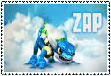 Series 2 Zap Stamp by sapphire3690