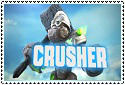 Crusher Stamp by sapphire3690